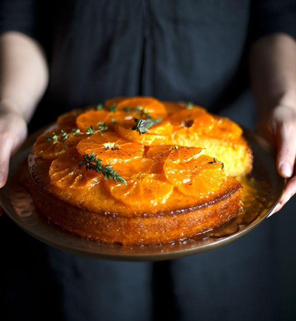 ClemenGold<sup>®</sup> Campari Cake