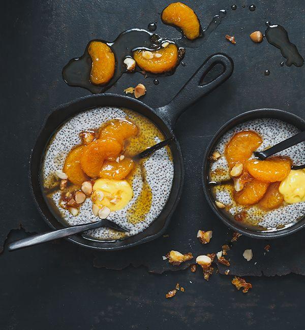 ClemenGold<sup>®</sup> Chai Porridge