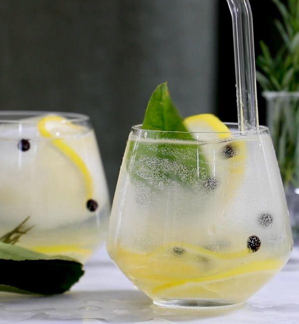 Virgin LemonGold<sup>®</sup> Cocktail Cordial